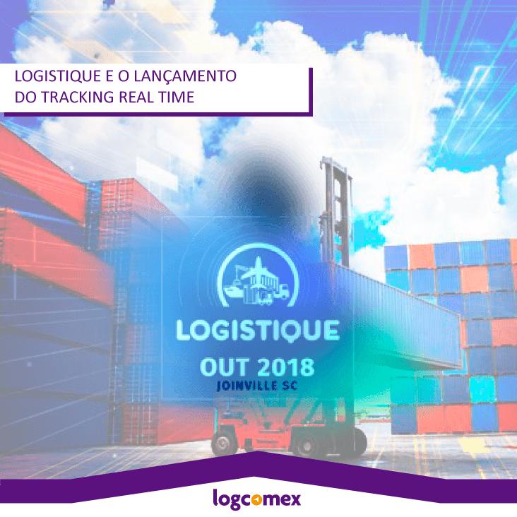 Logistique e o Lançamento do Tracking Real Time