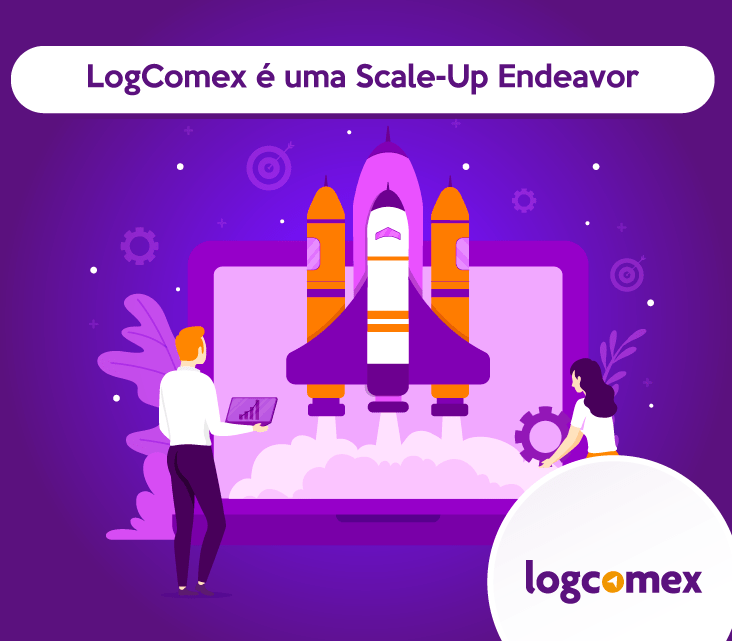 LogComex é uma Scale-Up Endeavor