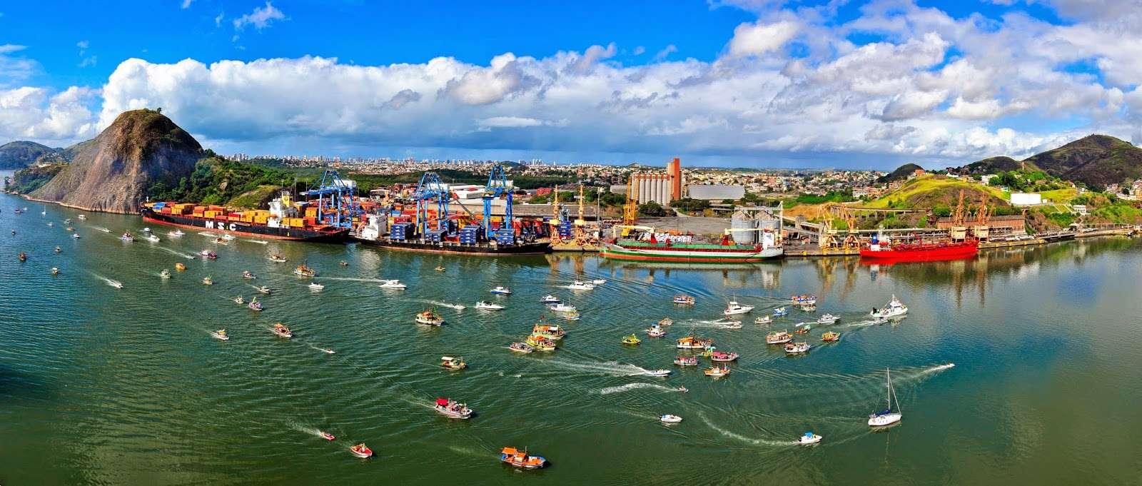 Primeiro balanço do VTMIS no Porto de Vitória é positivo