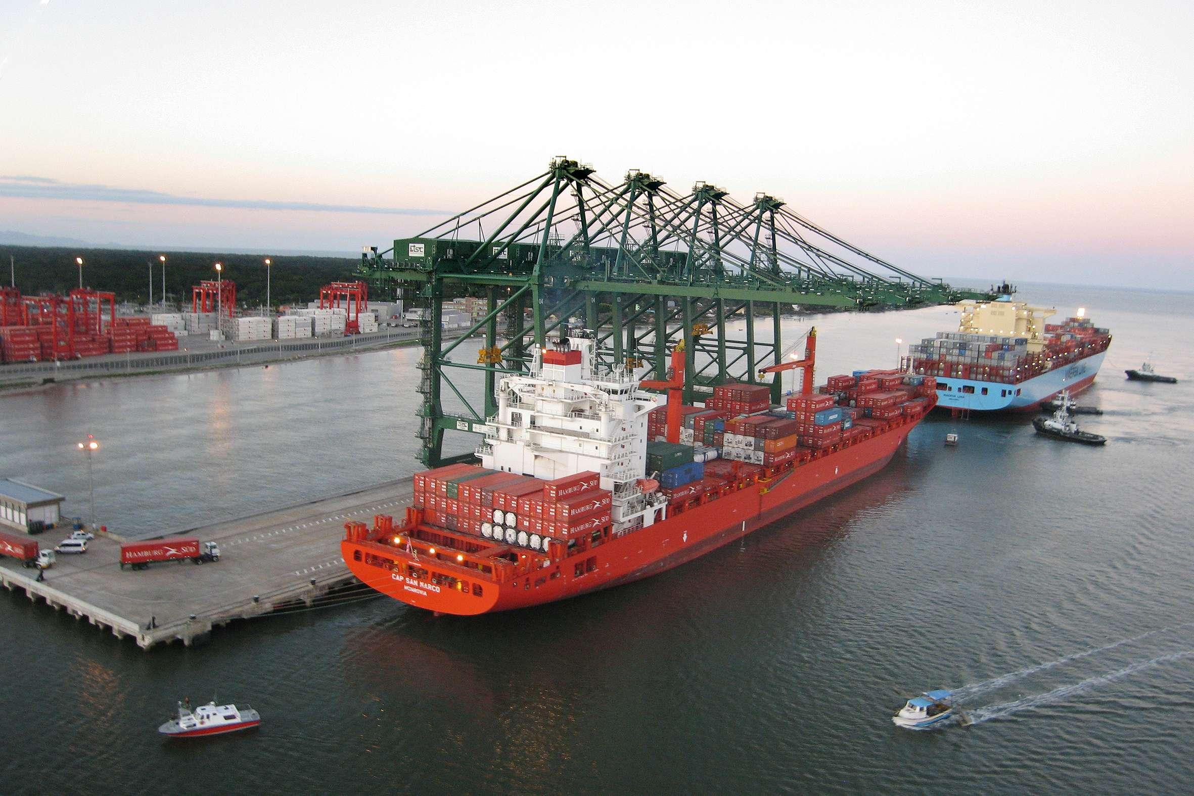 Porto de Itapoá cresceu 25% nas Importações e 10% nas Exportações em 2017