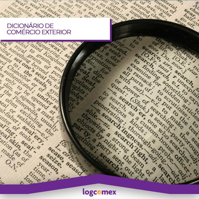 Dicionário de Comércio Exterior