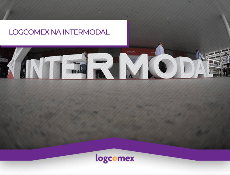 LogComex na Intermodal South America 2018