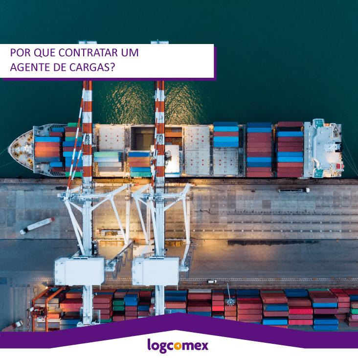 Por que contratar um agente de cargas?