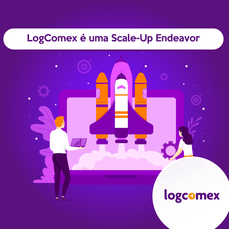 LogComex é uma Scale-Up Endeavor