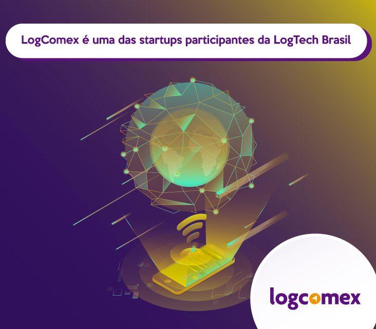 LogComex é uma das startups participantes da LogTech Brasil