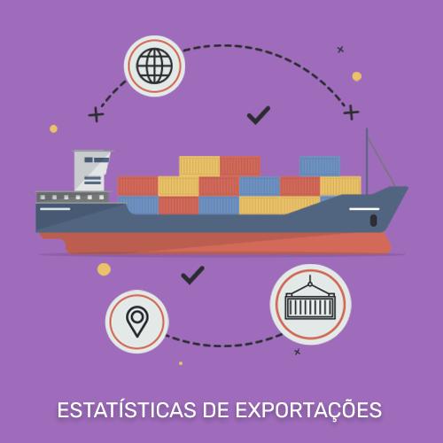Estatísticas de Exportações