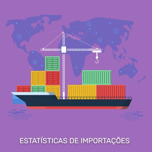 Estatísticas de Importações