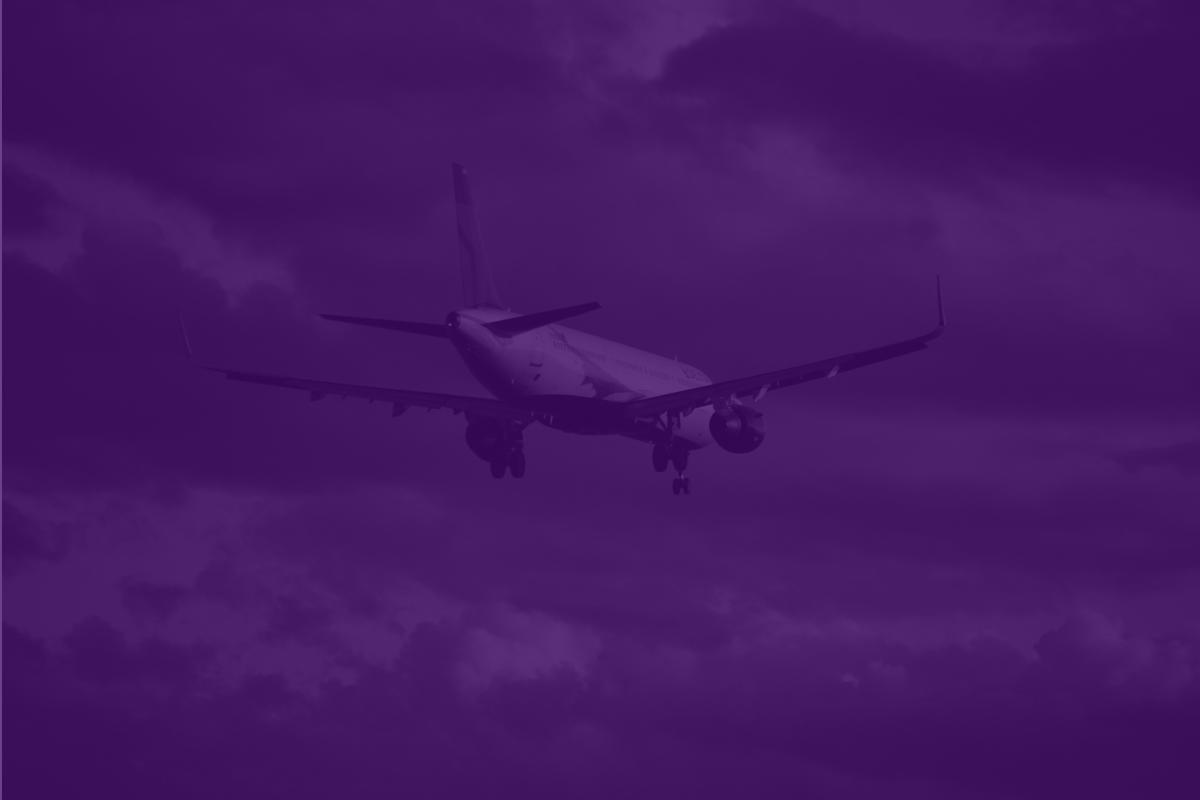 Importação de aviões
