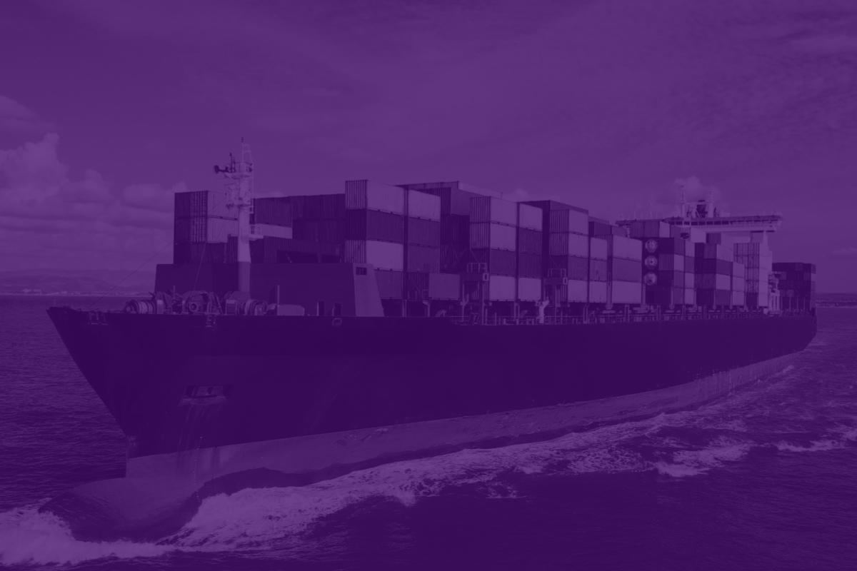 Perspectivas para a exportação marítima